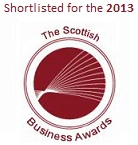 Scottish Business Awards 2013