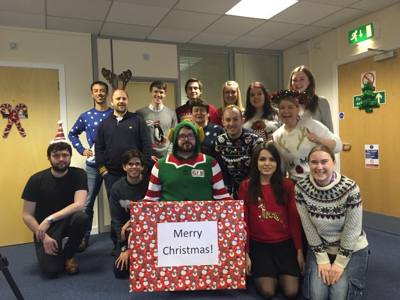 Merry Christmas from TEFL Org UK