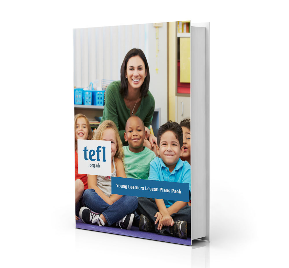 Young Learners Pdf Lesson Plans Pack Tefl Org Uk