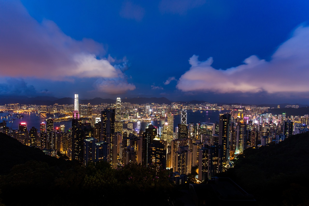 English Teaching Assistant in Hong Kong