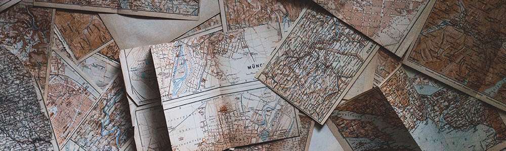 A selection of maps