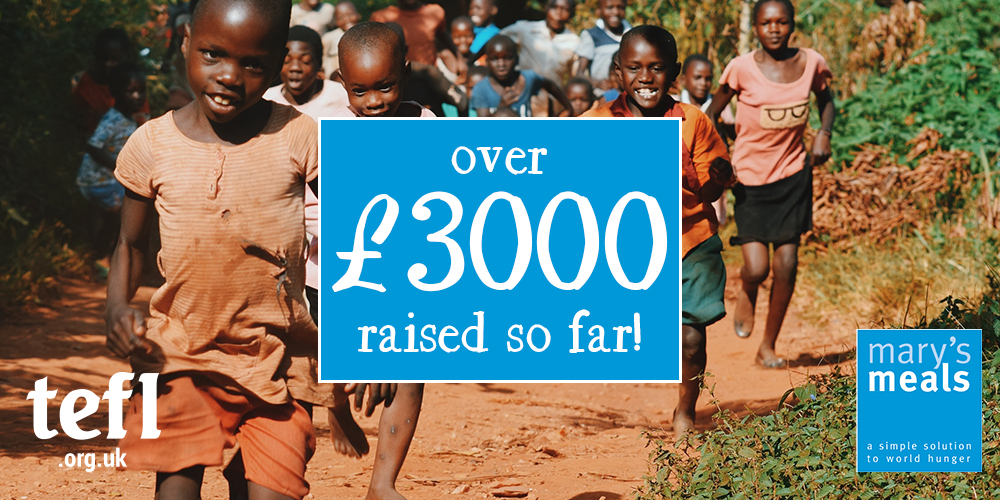 Mary's Meals September Update