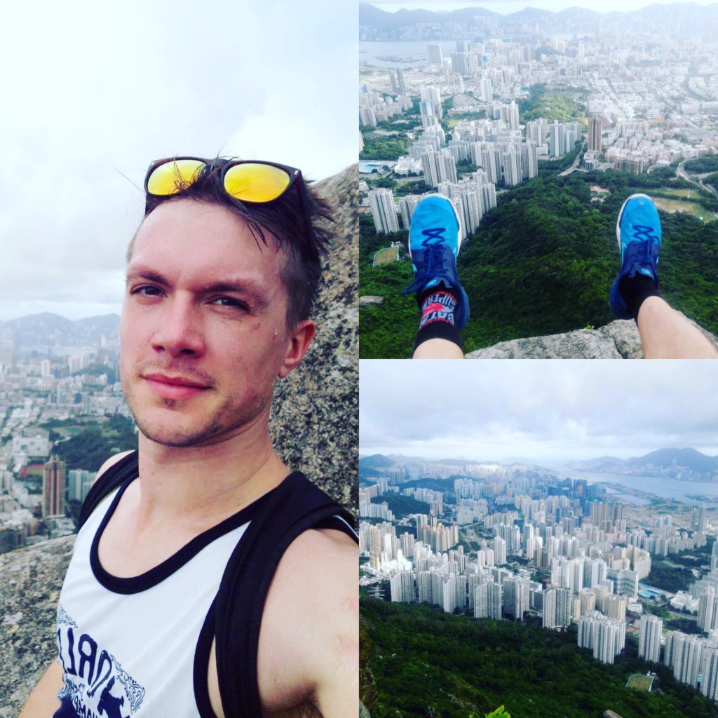 TEFL teacher Adrian in Hong Kong