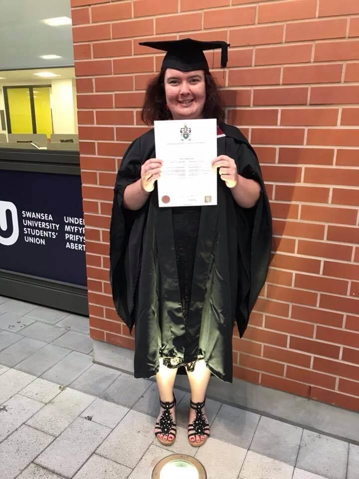 Emily's graduation