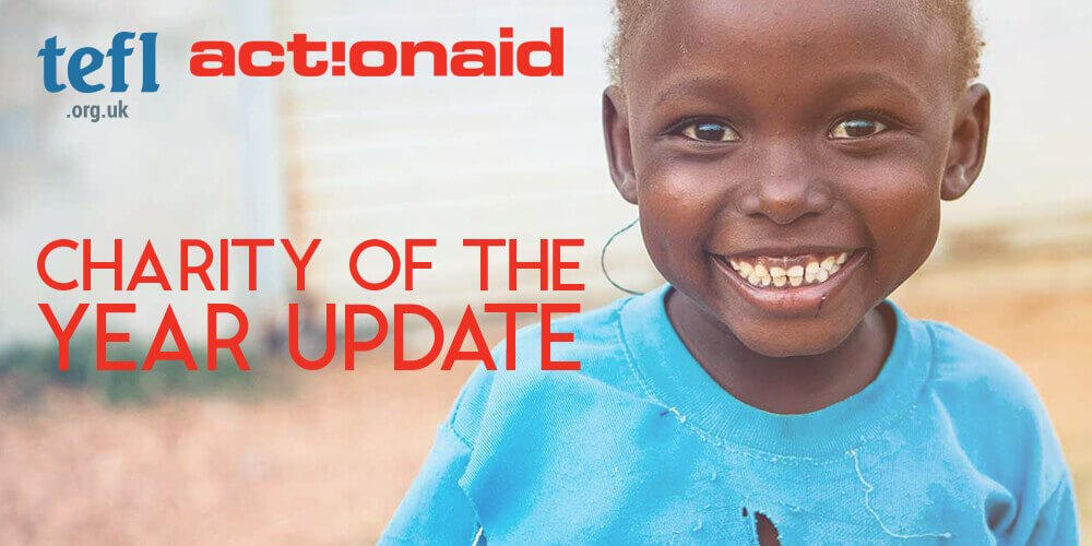 TEFL Org UK ActionAid UK - September Update