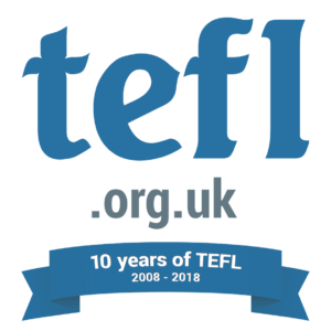 TEFL.org.uk - 10 years of TEFL, 2008-2018