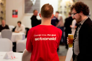 10th Birthday - ActionAid UK